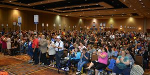 2019 NFB Convention Crowd