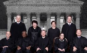 2019 Supreme Court Justices