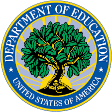 Seal of US Department of Education
