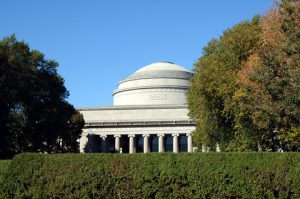 Building at MIT. MIT failed to provide an accessible website.