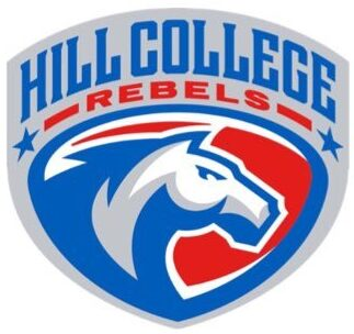 Logo for Hill College Texas. College 508 Compliance