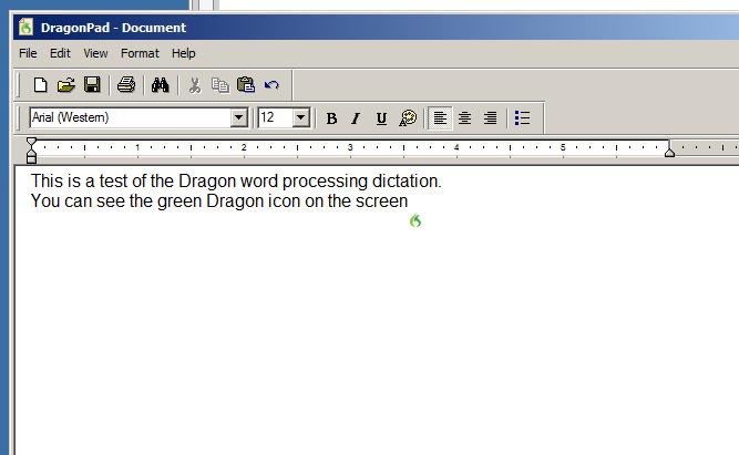 dragon speech to text software